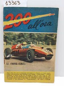 Intrepido 200 l'ora la Cooper Climax +  la Aston Martin carrozzata da Zagato 196