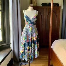 JAMS WORLD Floral Summer Spring Dress Maxi XS