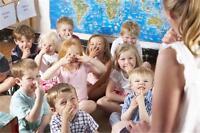 Montessori School Child Education Services Business MARKETING PLAN MS Word/Excel