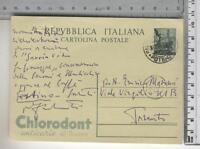 Cartolina Postale - da Potenza a Taranto - 17018