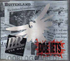 Doe Iets- Doe iets cd maxi single