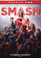Smash: Season One (DVD, 2013, 4-Disc Set, Includes Digital Copy UltraViolet)