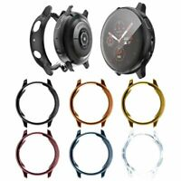 Full Screen Protector TPU Case Cover For Samsung Galaxy Watch Active 2 40mm 44mm