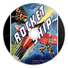 Flash Gordon - Rocket Ship (1936) Buster Crabbe Movie / Film on DVD