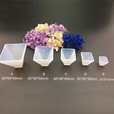 Pyramide silicone DIY résine décoratifs moule artisanat fabrication de bij LC