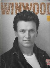 Steve Winwood Roll With It sheet music songbook