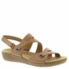Velcro Sport Sandals Solid Shoes for Women