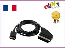 Cable PERITEL RGB POUR PS1 PS2 PS3 - vendeur pro envoi dans la journée