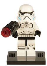 Stormtrooper minifigura Lego Star Wars si adatta
