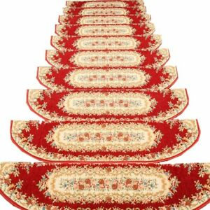 1PC Stair Thread Carpet Self-adhesive Non-slip Floor Protector Mat Cover Pads