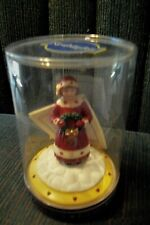 1998 NEW MARKET DESIGN Christmas Girl Cookie Stamp NEW Sealed FREE SHIPPING!!