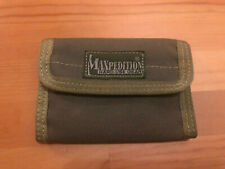 MAXPEDITION HARD USE GEAR TACTICAL WALLET