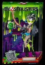 2016 SDCC Mattel Monster High ~ Ghostbusters Frankie Stein Doll Comic Con