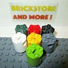 Lego - Brick Round 2x2x2 Robot Body 30361 - Choose Color & Quantity