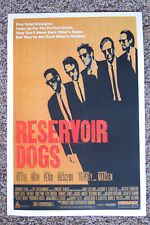 Reservoir Dogs Lobby Card Movie poster Tim Roth