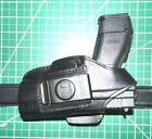 """Tagua 4in1 RH IWB SOB Crossdraw Thumb Break Leather Holster Springfield XDM 3.8"""""""