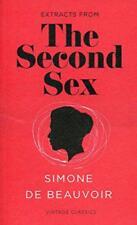 The Second Sex (Vintage Feminism Short Edition) by de Beauvoir, Simone | Paperba