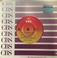 45 The Party Boys He's Gonna Step On You Again b/w Small Tallk  EXC