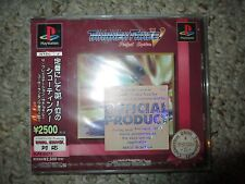 Thunder Force V Perfect System (Sony PlayStation 1) NEW PS1 Japan JP Sealed 5
