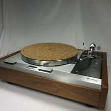Reproduction Switch Fascia Plate Thorens 125MKII Turntable Convert to 2 Switch!