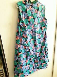 Used ladies overall vintage by sofinyl bust size 38