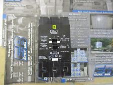 Square D EDB34050, 50 Amp 3 Pole 480 Volt Circuit Breaker- Warranty
