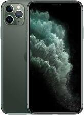 "Apple iPhone 11 Pro Max 4G 6.5"" Smartphone 64GB Unlocked - *Midnight Green* B"