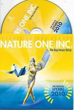 NATURE ONE INC. - The flag keeps flying CD SINGLE 2TR Trance Cardsleeve 2010