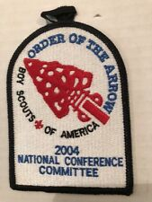 OA 2004 NOAC CONFERENCE COMMITTEE restricted Patch