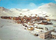 BT3044 vista panoramica del pas de la casa i de l frontera frnaco a      Andorra