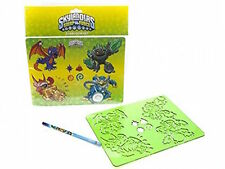 Nuevo Skylanders Swap Force esténcil Inc.. Spyro Trigger Happy Jet Vac Prism Break