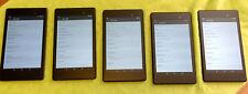 Unlocked ASUS Google Nexus 7 2013 2nd Gen 4G LTE 32GB tablets