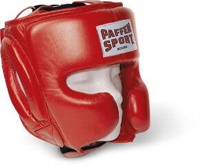 PRO MEXICAN Kopfschutz für Sparring. Paffen Sport. Profi-Kopfschutz, Boxen, S/M