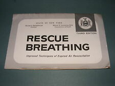 1966 Rescue Breathing Booklet
