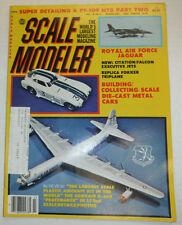 Scale Modeler Magazine Royal Air Force Jaguar March 1981 040915R
