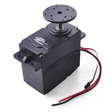 F18140 SUPER200 300 High Torque Metal Servo 12 24V 200kg.cm Degree BEC 5V