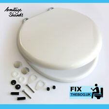 Armitage Shanks Originale s406001 Bakasan Tavoletta per WC e coperchio