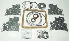 GM Powerglide Transmission Overhaul Kit w/ Metal Rings + Gaskets 1962-1973 Cork