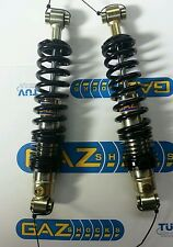 Astra MK4 Gaz adjustable coilover suspension kit with new mounts and bearings.