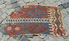 Stunning Antique Awesome Collector's Piece East Anatolian Fragment Malatya Kilim