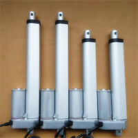 Multi-function Heavy Duty 12V DC Linear Actuator For Electric Medical Auto Use