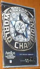 America's Game:  '71 Dallas Cowboys-The Super Bowl VI Champions - Brand-New DVD