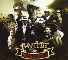 PASION DE BUENA VISTA = Sexy Cuban World Music = NEU / sealed