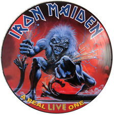 IRON MAIDEN-A REAL LIVE ONE-NEW LP PICTURE DISC