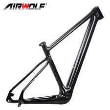 "29er Carbon Boost Frame Mtb Mountain Bike Bicycle Frameset Disc Fit 3"" Tires"