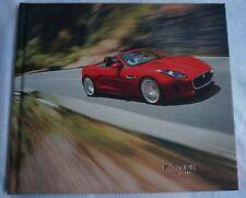 Jaguar F-Type car Pressemappe + Prospekt / Presskit + Brochure_Genf Geneva 2013