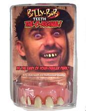 O-RIGINAL REGULAR ULGY TEETH fake goofy joke bad false #NV1077  billybob costume