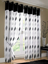 Just Contempo Voile Curtains