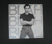IGGY POP  Vinyl LP Blah Blah Blah (Incl Real Wild Child) EX