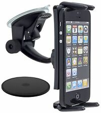 Suction Cup Mount for Apple iPhone 5 5c 5s 6 6S 6+ Plus use with OtterBox SM614